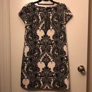 XS, Zara shift Dress, new w tags
